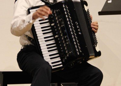 Robert Ford - Accordion